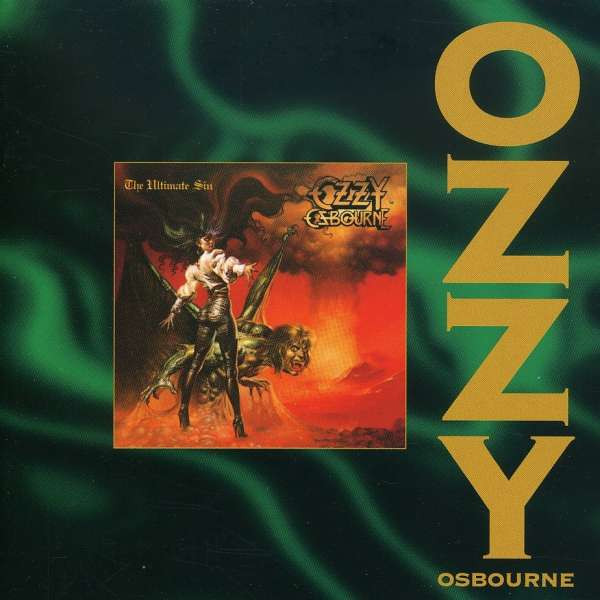 Osbourne, Ozzy - The Ultimate Sin