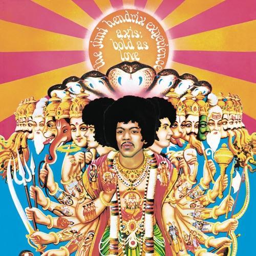 Hendrix, Jimi, the Experience - Axis: Bold As Love