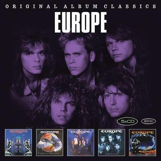 Europe - Original Album Classics