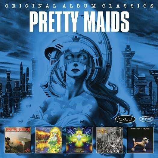 Pretty Maids - Pretty Maids - Original Album