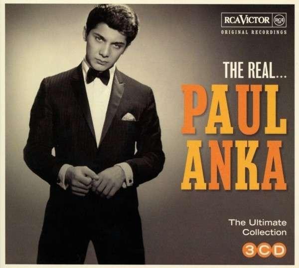 Anka, Paul - The Real... Paul Anka