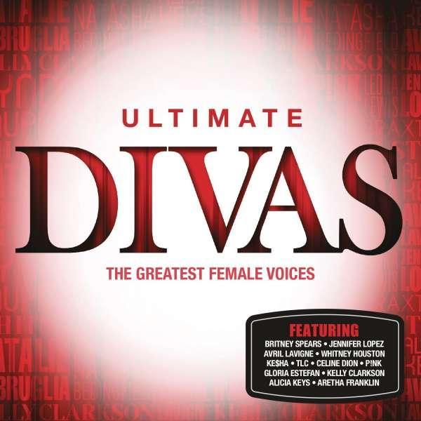Various - Ultimate... Divas