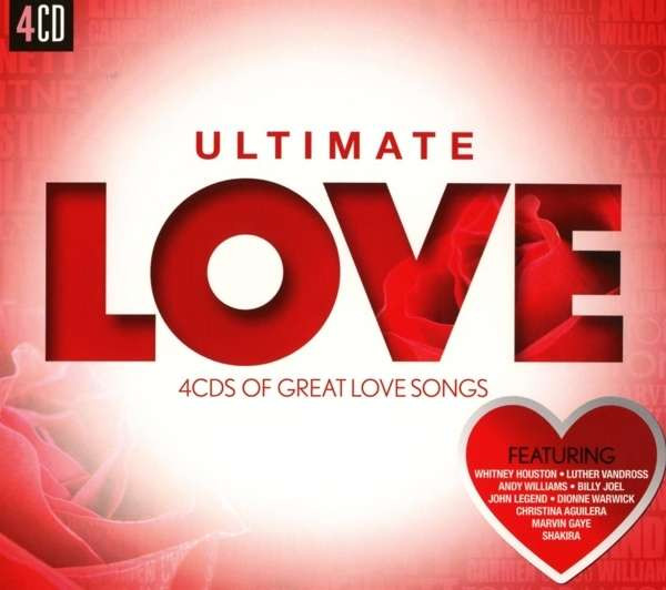 Various - Ultimate... Love