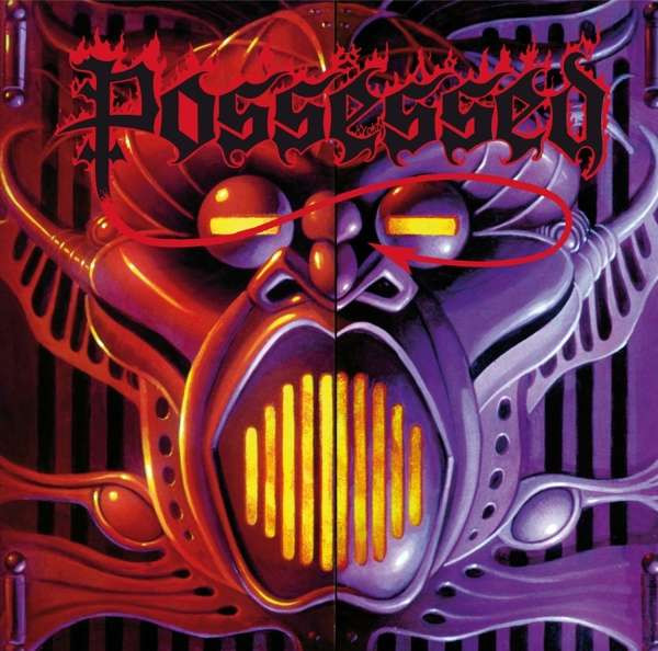 Possessed - Beyond the Gates (Incl. the Ey