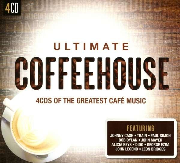 Various - Ultimate... Coffeehouse