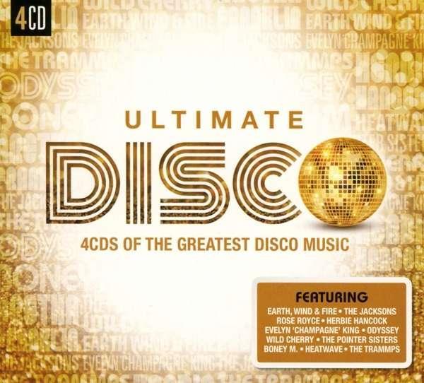 Various - Ultimate... Disco
