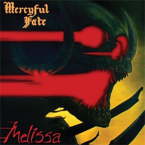 MERCYFUL FATE - MELISSA BLACK LTD.