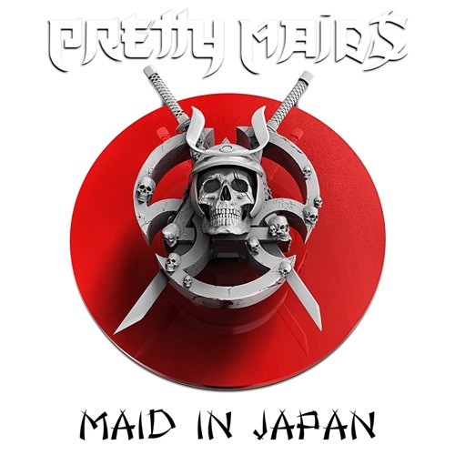 PRETTY MAIDS - MAID IN JAPAN - FUTURE WO