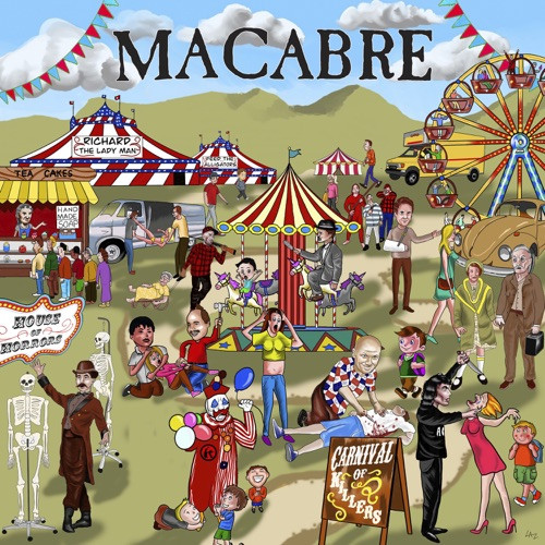 MACABRE - CARNIVAL OF KILLERS