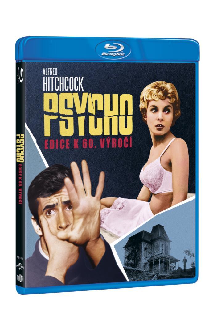 Psycho: Edice k 60. výročí BD