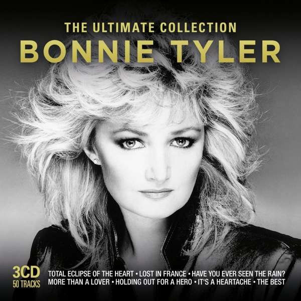 TYLER, BONNIE - THE ULTIMATE COLLECTION