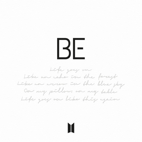 BTS - BE (DELUXE EDITION) LTD.