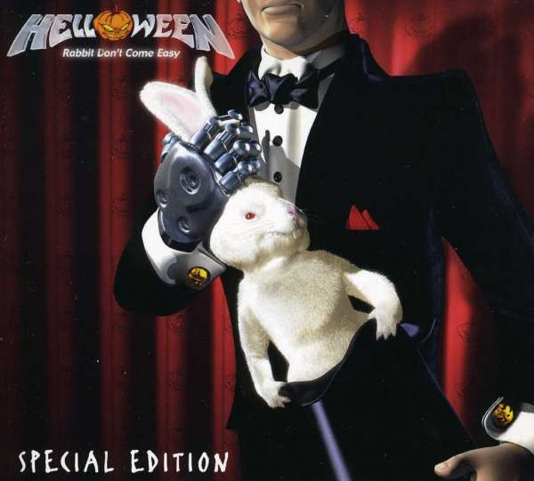 HELLOWEEN - RABBIT DON'T COME EASY (