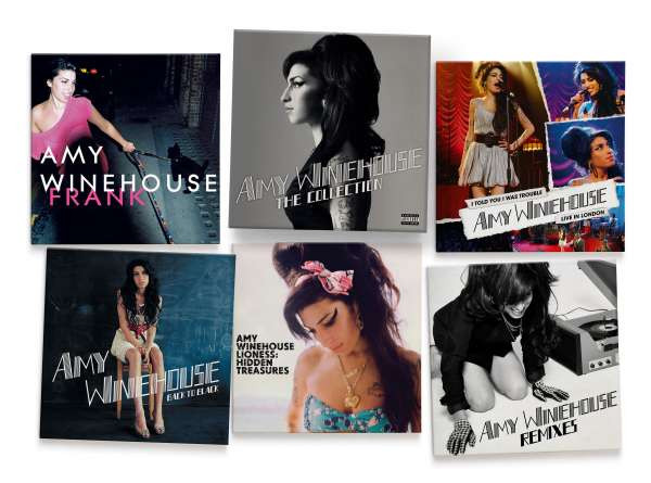 WINEHOUSE AMY - THE COLLECTION