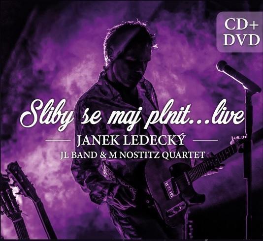 LEDECKY JANEK - SLIBY SE MAJ PLNIT...LIVE