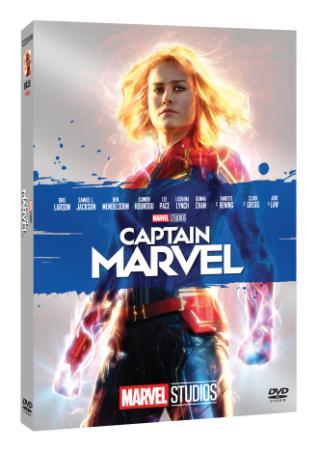 Captain Marvel - Edice Marvel 10 let (DVD)