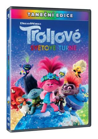 Trollovia: Svetové turné DVD (SK) (DVD)