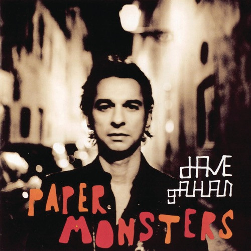 Gaham Dave - Paper Monsters