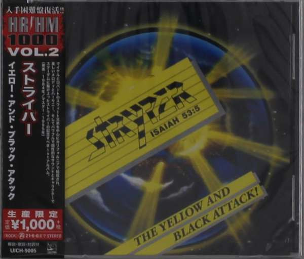 Stryper - Yellow and Black Attack