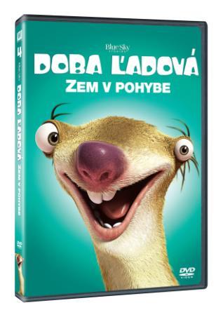 Doba ľadová 4: Zem v pohybe DVD (SK) (DVD)