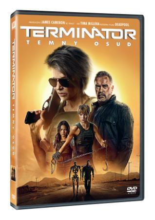 Terminátor: Temný osud (DVD)