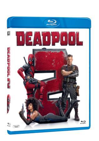 Deadpool 2 BD (BRD)