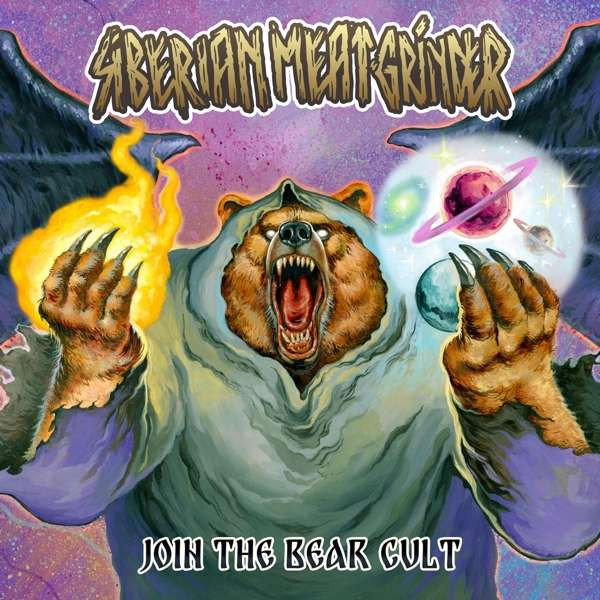 Siberian Meat Grinder - Join the Bear Cult