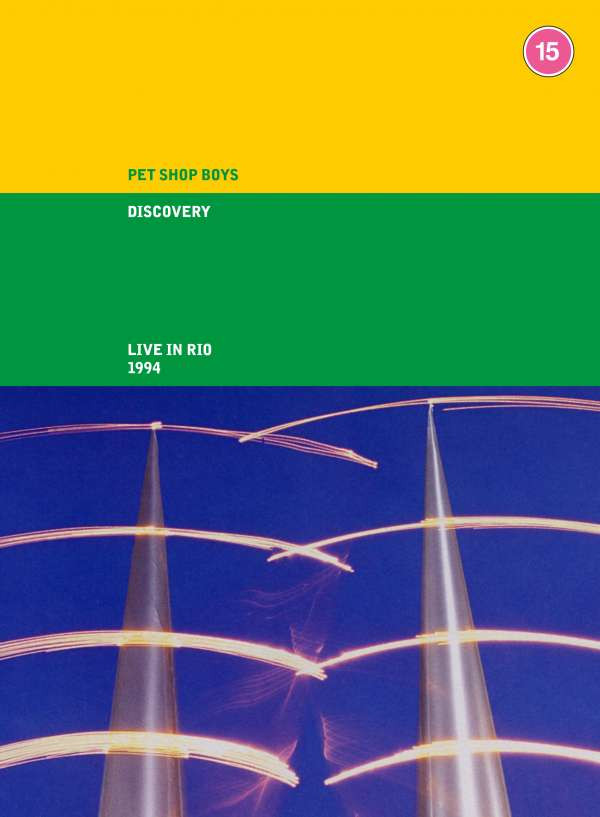PET SHOP BOYS - DISCOVERY (LIVE IN RIO)