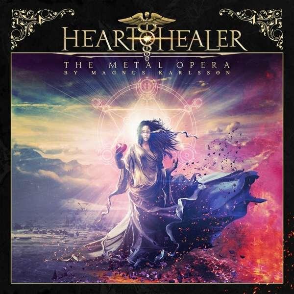 HEART HEALER - THE METAL OPERA BY MAGNUS