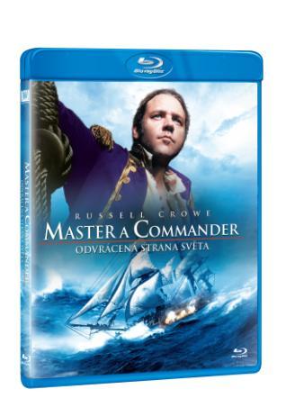 Master and Commander: Odvrácená strana světa BD (BRD)