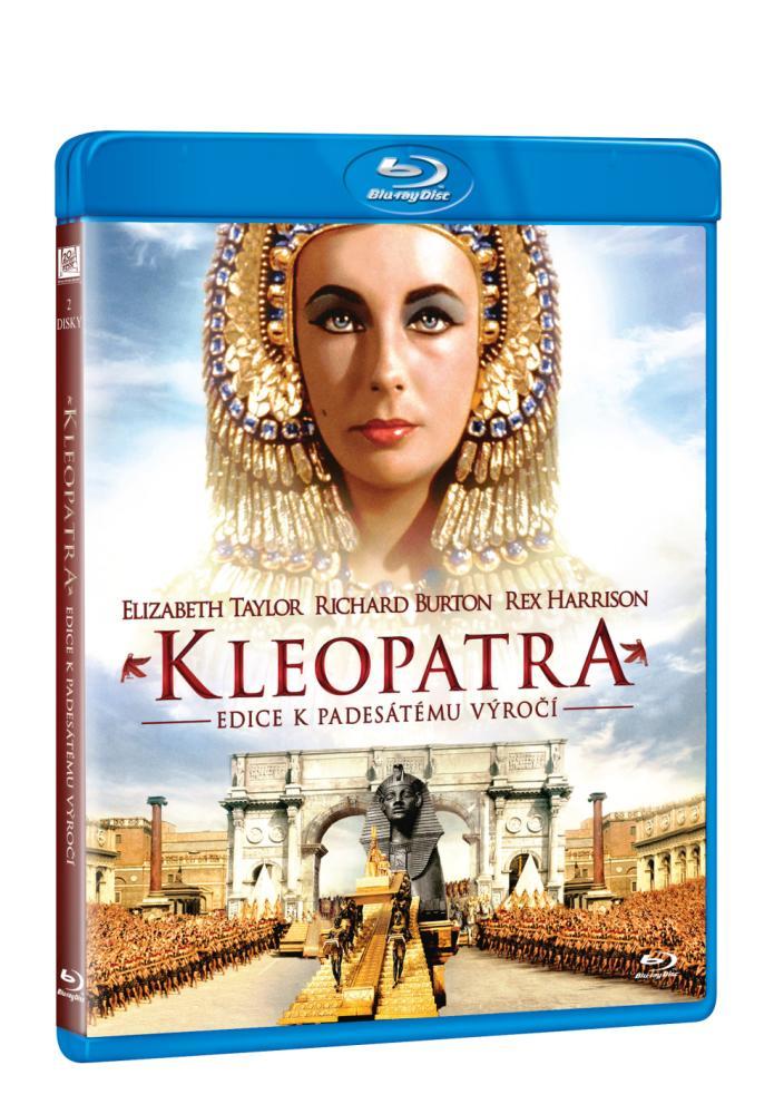 Kleopatra 2BD - Edice k 50. výročí