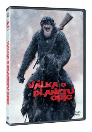 Válka o planetu opic (DVD)