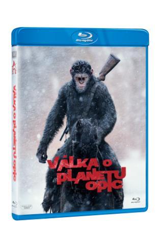 Válka o planetu opic BD (BRD)