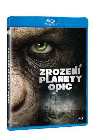 Zrození Planety opic BD (BRD)