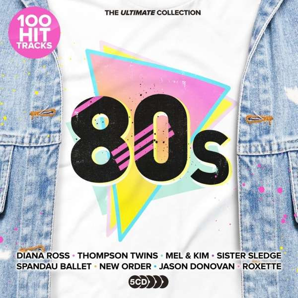 VARIOUS ARTISTS - ULTIMATE 80S