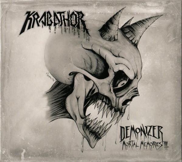 KRABATHOR - DEMONIZER / MORTAL MEMORIES