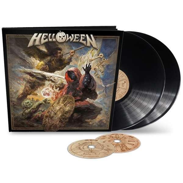 Helloween - Helloween Earbook Ltd.