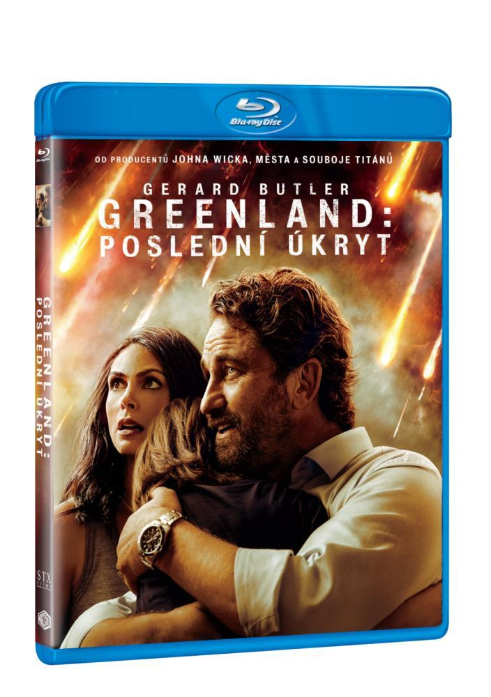 Greenland: Poslední úkryt BD