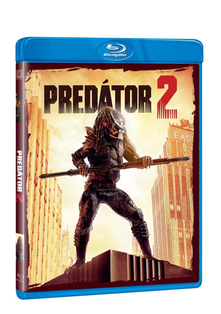 Predátor 2 BD