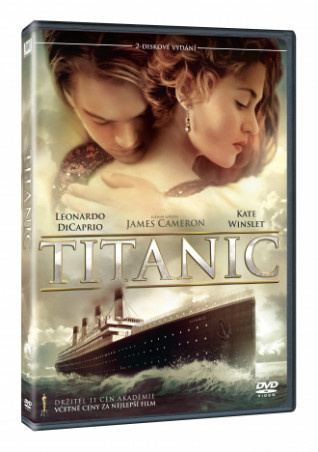 Titanic 2DVD (DVD)
