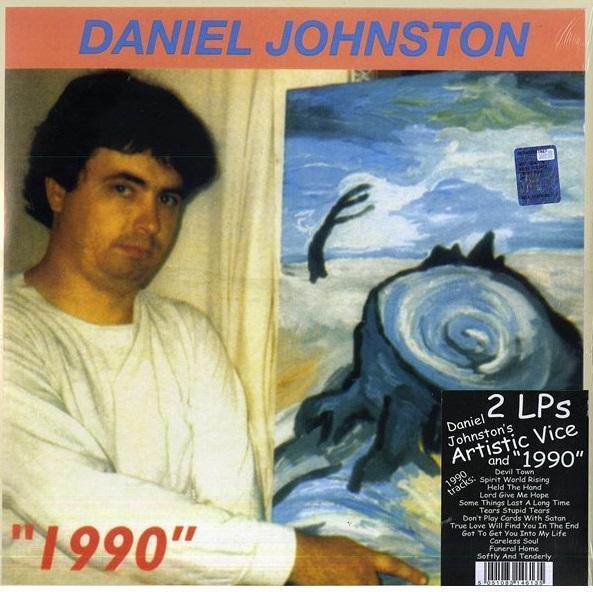 JOHNSTON, DANIEL - ARTISTIC VICE 1990 LT