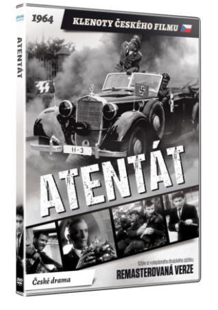 Atentát (remasterovaná verze) (DVD)