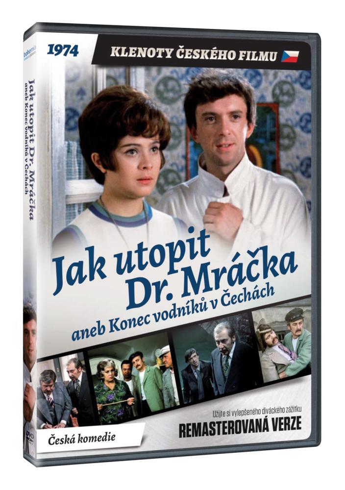 Jak utopit Dr. Mráčka aneb Konec vodníků v Čechách (remasterovaná verze)