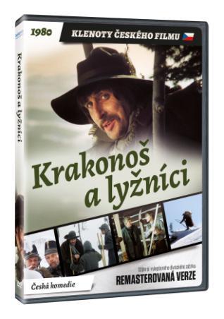 Krakonoš a lyžníci (remasterovaná verze) (DVD)
