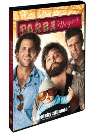 Pařba ve Vegas (DVD)