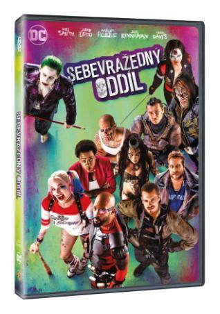 Sebevražedný oddíl (DVD)