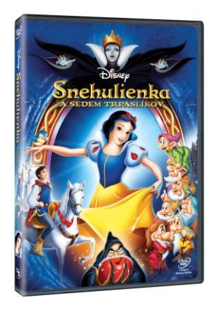 Snehulienka a sedem trpaslíkov DVD (SK) (DVD)