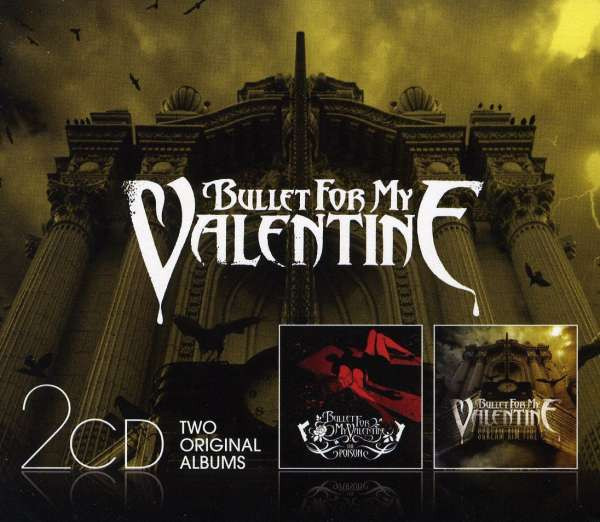 Bullet for My Valentine  - The Poison / Scream Aim Fire