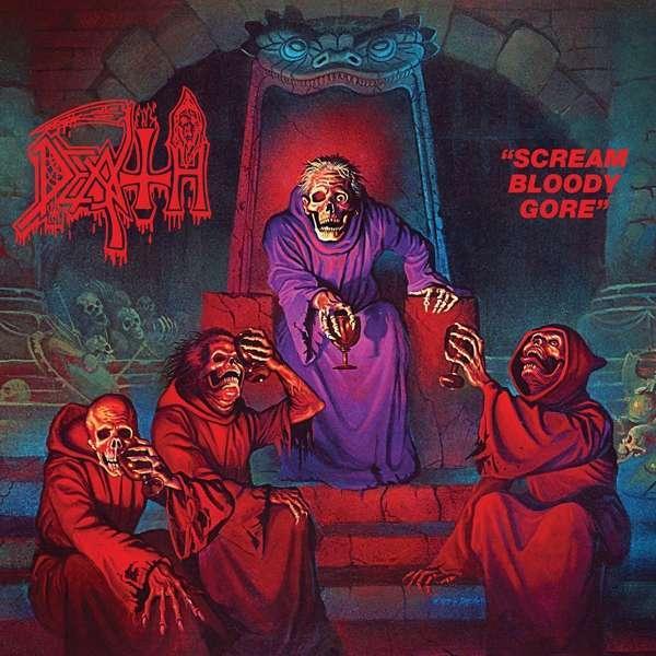 DEATH - SCREAM BLOODY GORE 2021 LTD.