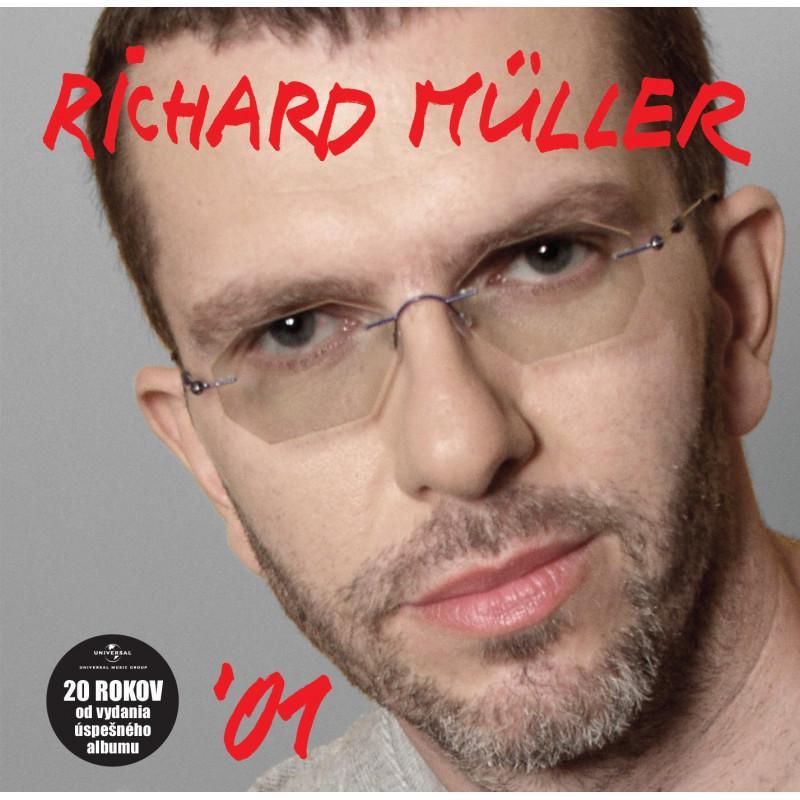 Muller Richard - 01/Reedice